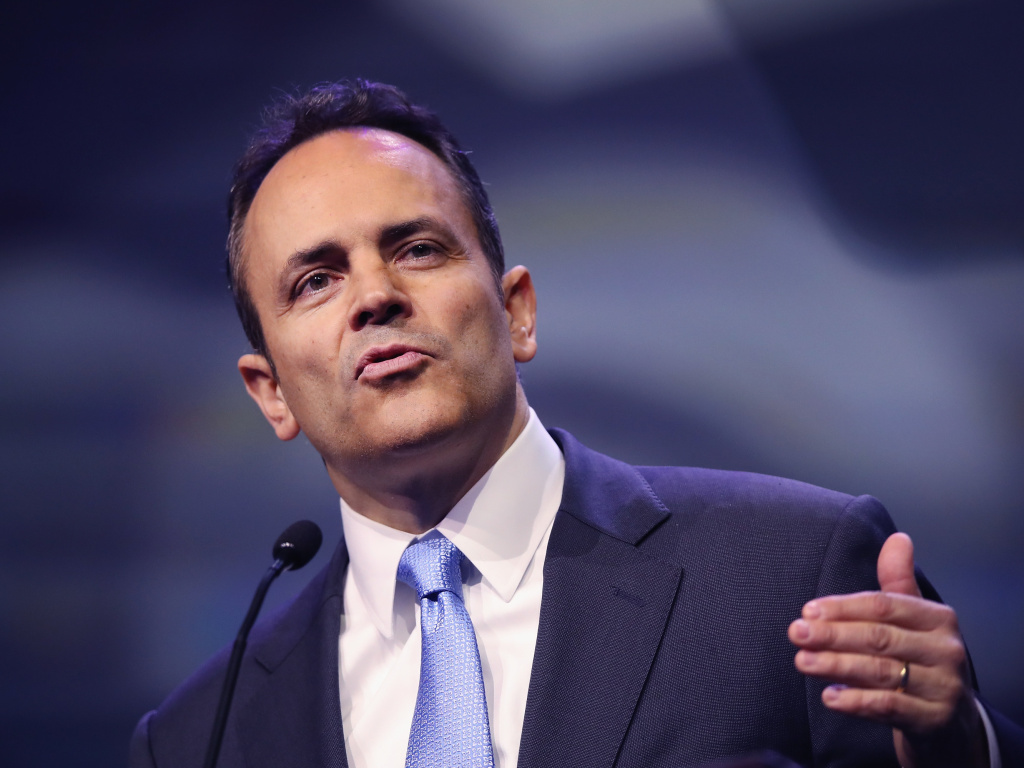 Kentucky Gov. Matt Bevin (R-Ky.) is trying to add work requirements to the state's Medicaid program. A judge has blocked that request.
