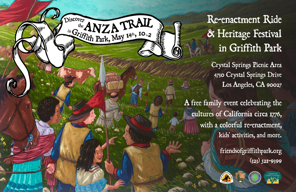 Anza Trail Expedition event