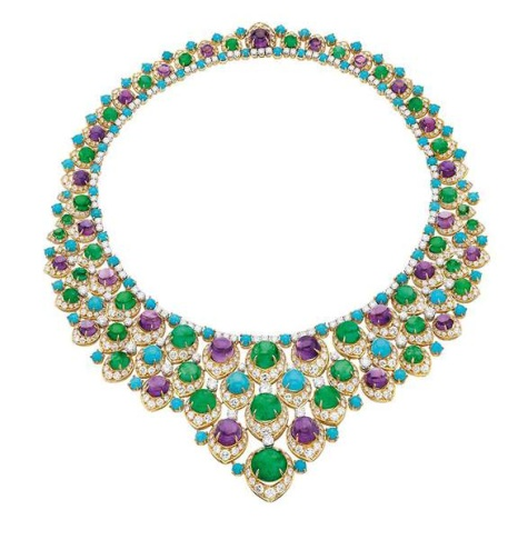 """Bib"" necklace, 1965"