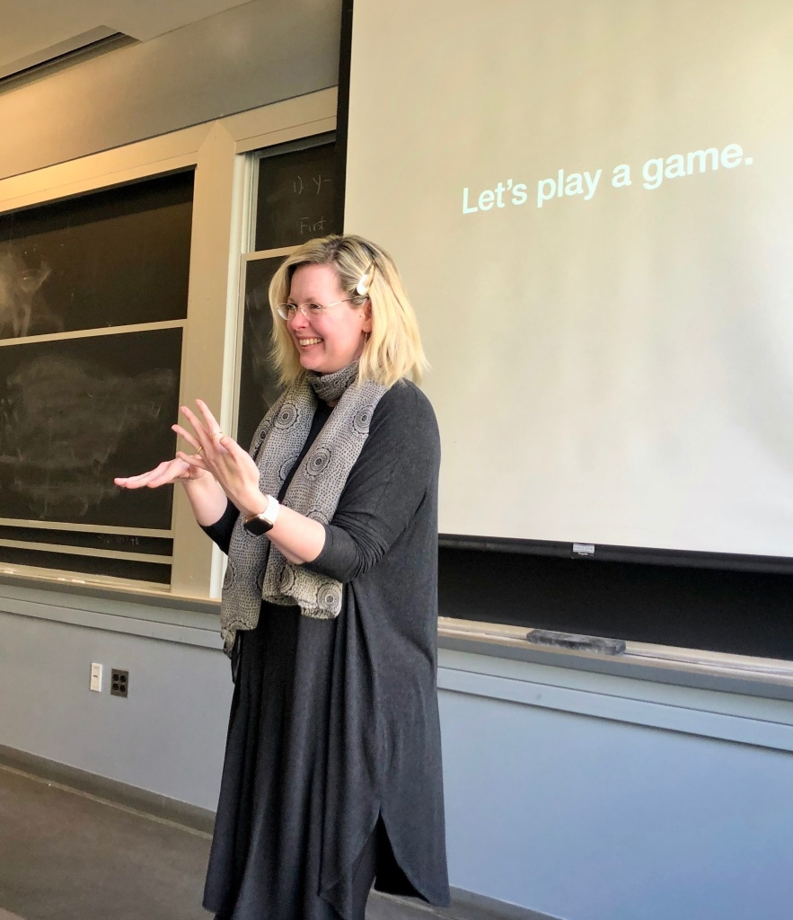 Philosophy professor Abby Everett Jaques of the Massachusetts Institute of Technology created a class called Ethics of Technology to help future engineers and computer scientists understand the pitfalls of tech.