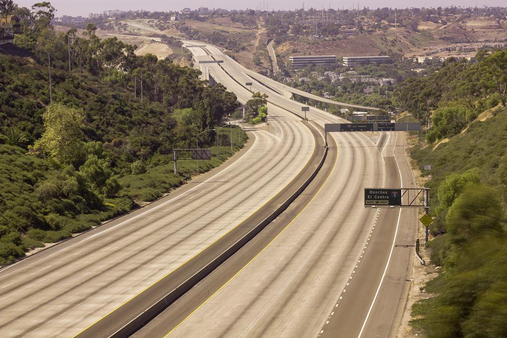 California freeway