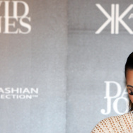 Kim Kardashian Launches Handbags In Sydney