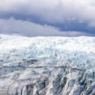 A new study suggests the Greenland Ice Sheet did not fully melt during previous periods of global warming and that it preserved a tundra beneath it.