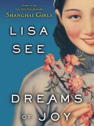 Lisa See's new novel is Dreams of Joy, a sequel to her bestselling Shanghai Girls.