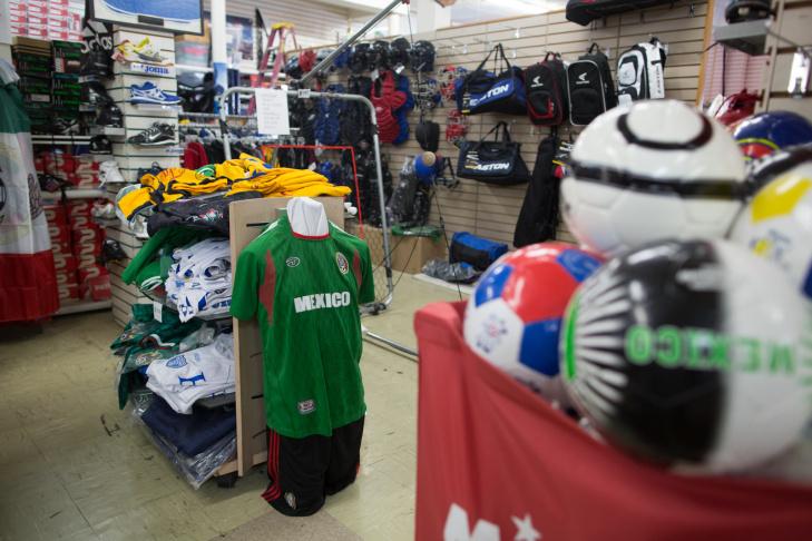 Deportes Prieto Mexico Soccer