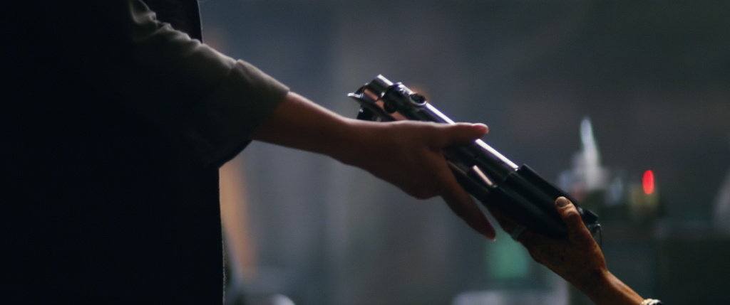 Hand off that lightsaber before heading to the ArcLight this holiday season.
