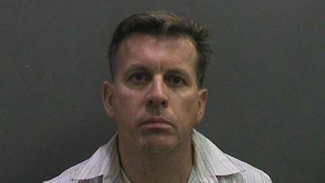 Rainer Reinscheid, 49, has been sentenced to 14 years and four months in prison for setting a series of fires at his late son's high school, a school administrator's home and nearby park after the boy committed suicide.