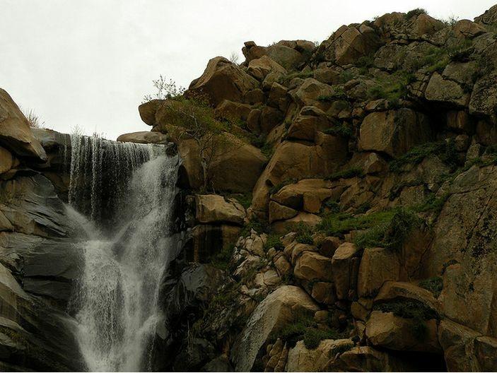 Cedar Creek Falls, San Diego County