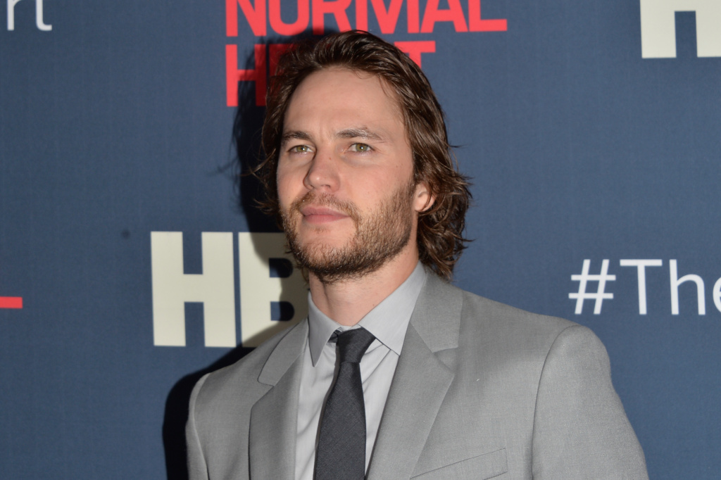 Taylor Kitsch attends the New York premiere of