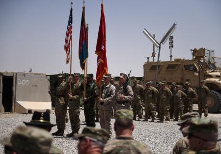 AFGHANISTAN-US-UNREST-MILITARY-HELMAND-MARINES