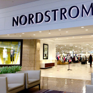 Exterior of a Nordstrom department store