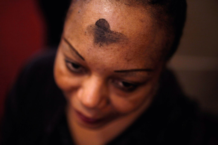 Catholics Mark The Start Of Lent With Ash Wednesday Mass