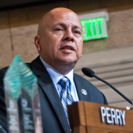 City Councilman Ed Reyes