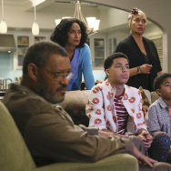 """In the """"Black-ish"""" episode, """"Hope,"""" the Johnson family debates the issue of race and police use of force."""