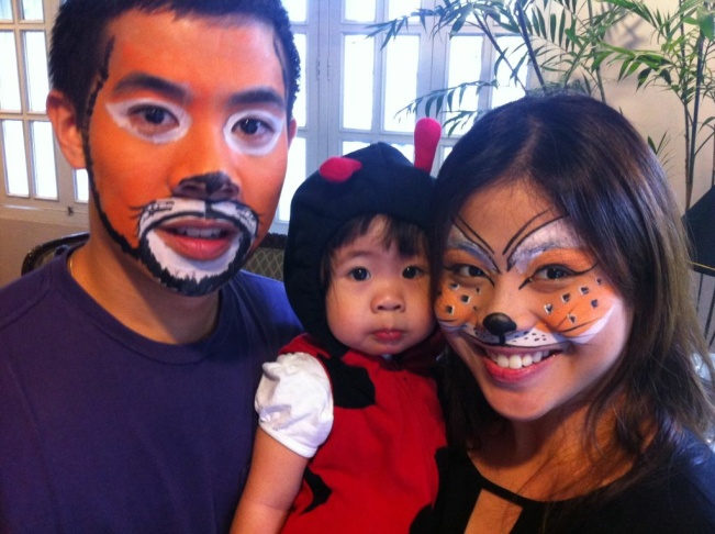Peggy Lewak submitted this photo of the class of 2029 from a Mommy and Me Halloween gathering.