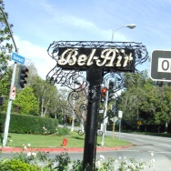 Bel Air sign