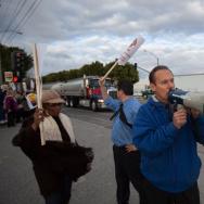 Carson Carousel Protest