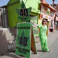 Venice Beach Marijuana