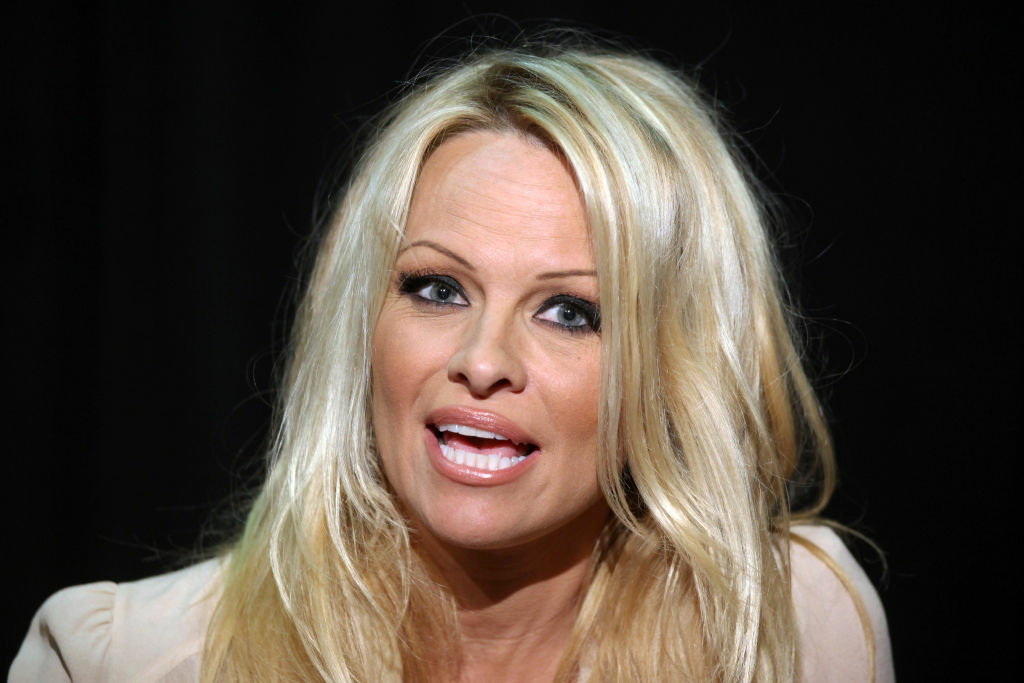 Pamela Anderson was allegedly duped into participating in a massive stock scam involving defendants in three states, including California.