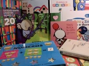 Surrounding yourself (and your child) with books in your native language can help