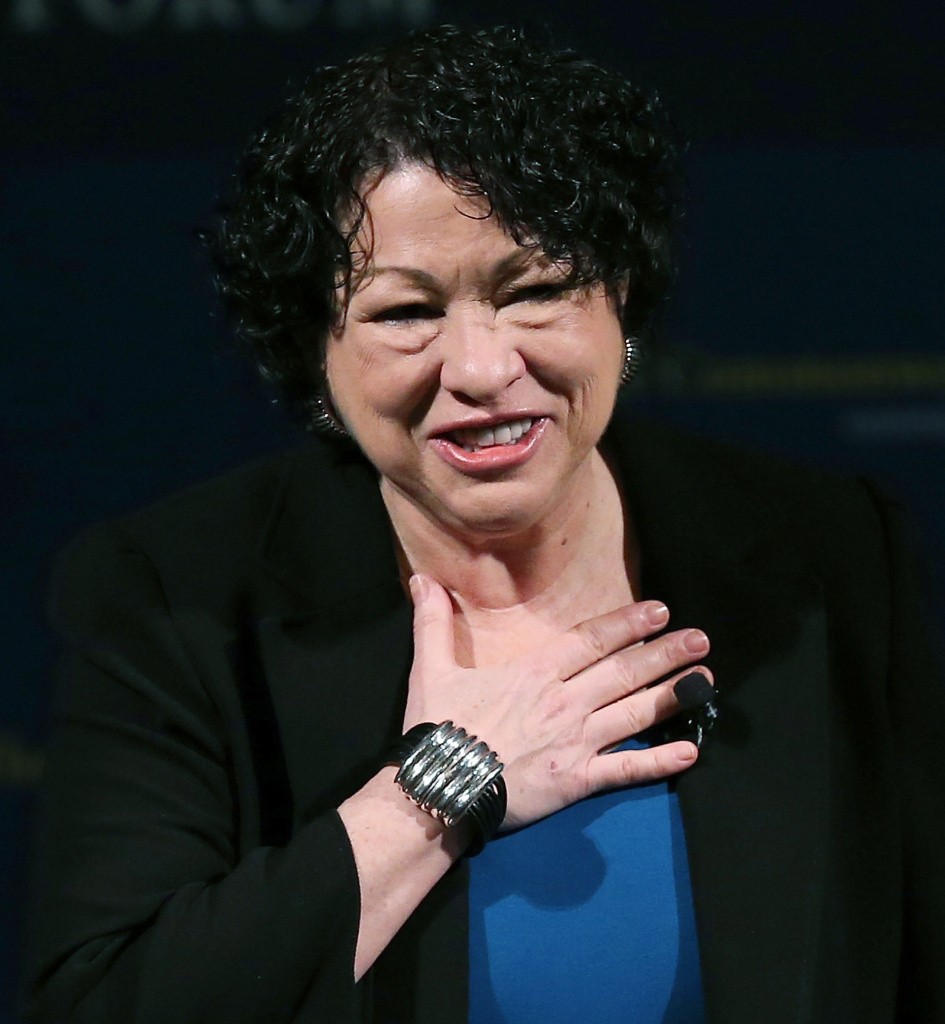In a recent dissent, Supreme Court Justice Sonia Sotomayor wrote that