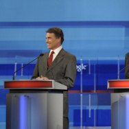 GOP Presidential Candidates Debate In Orlando Ahead Of Florida Straw Poll