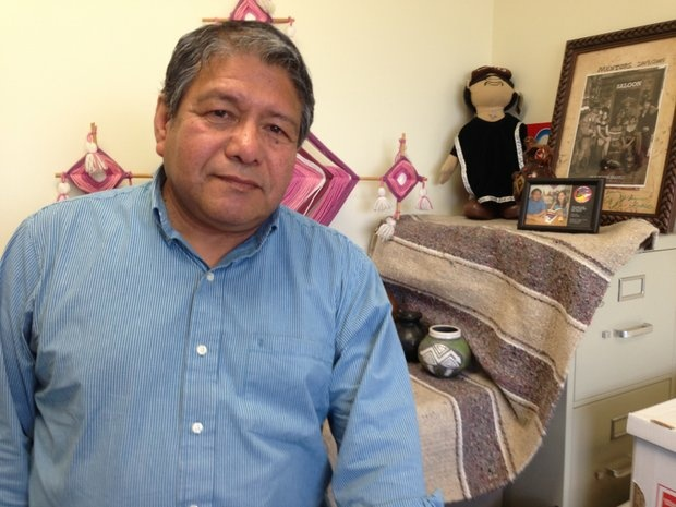 San Diego State University Chicano Studies Professor Isidro Ortiz said many young Mexican-Americans no longer identify with the term 'Chicano.'