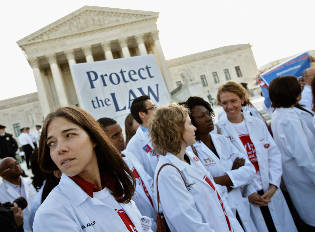 Will the Affordable Care Act put a strain on available doctors?