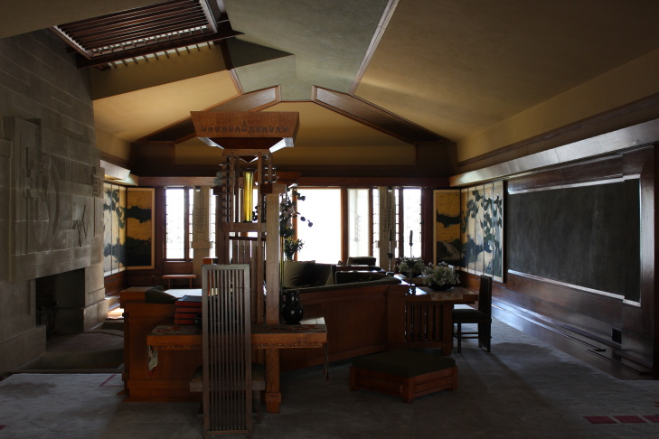 Jeffrey Herr, curator at Hollyhock House, explains the history and design of the Frank Lloyd Wright masterpiece to Take Two host Alex Cohen.