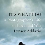 The cover of Lynsey Addario's memoir. Courtesy Penguin Press.