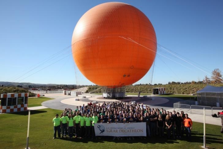 The U.S. Department of Energy Solar Decathlon 2013