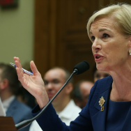 President Of Planned Parenthood Cecile Richards Testifies To Committee On Use Of Taxpayer Funding
