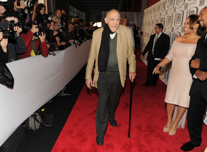 File: Actor Abe Vigoda attends the 9th Annual TV Land Awards at the Javits Center on April 10, 2011 in New York City.