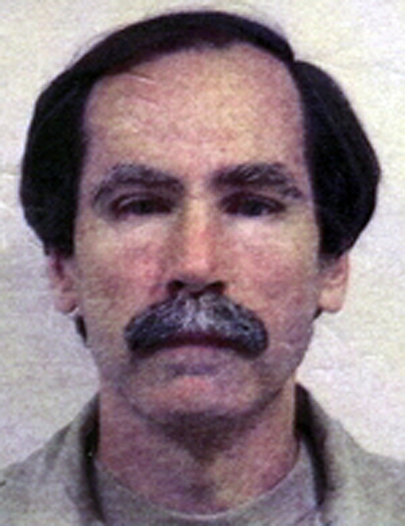 This image provided by the Department of Justice shows convicted serial rapist, Christopher Hubbart. Residents and government officials from northern Los Angeles County are outraged that Hubbart, a serial rapist linked to attacks on dozens of women could be released into their community.
