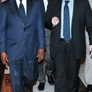 UN-Arab League envoy for Syria Kofi Anna