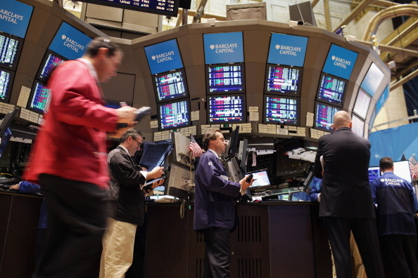 Dow Jones Industrial Average Closes Slightly Down