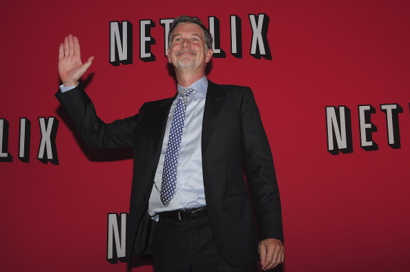Netflix CEO Reed Hastings gave $250,000 to the Proposition 34 campaign, which would end California's death penalty.