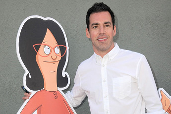 the frame how a bob s burgers star found inspiration in his mom