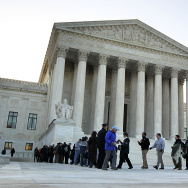 Supreme Court Considers Constitutionality Of Health Care Law