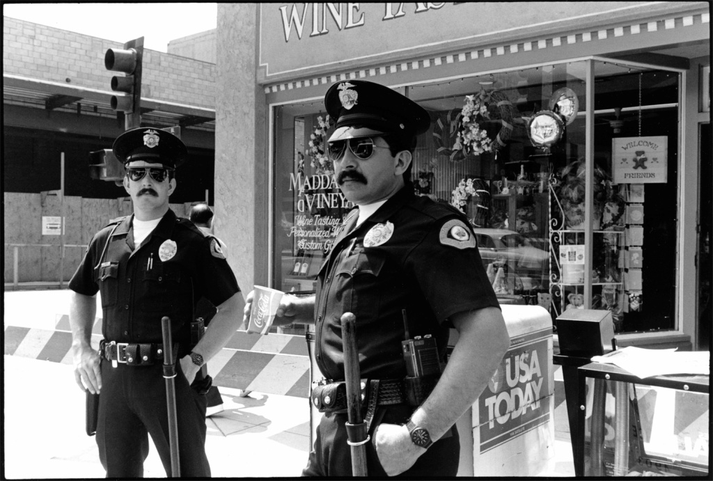 Take Two® | Picture this: inside Pasadena's police in the ...