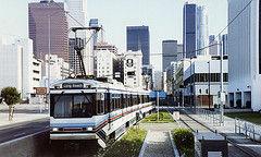 Do you ride or live near light rail?
