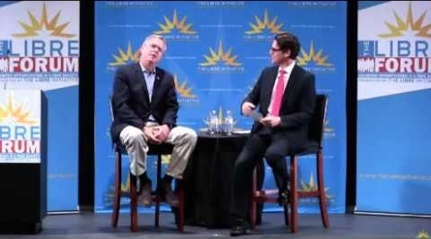 Republican presidential candidate Jeb Bush gets asked about his favorite Marvel comic book character.
