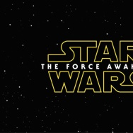 """Star Wars: The Force Awakens"" logo."
