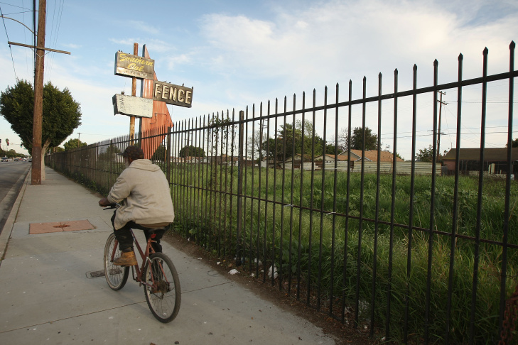 Gritty Compton Works To Escape Cycle Of Violence