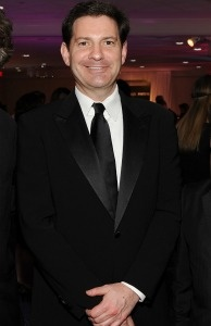Mark Halperin attends the TIME/CNN/People/Fortune White House Correspondents dinner.
