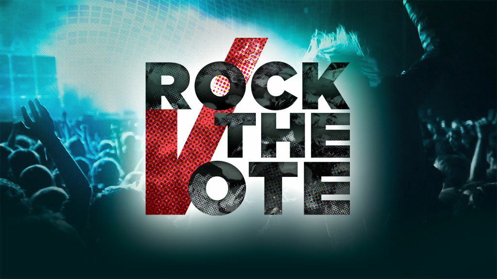 After more than 25 years, Rock The Vote continues its mission to drive young voters to the polls.