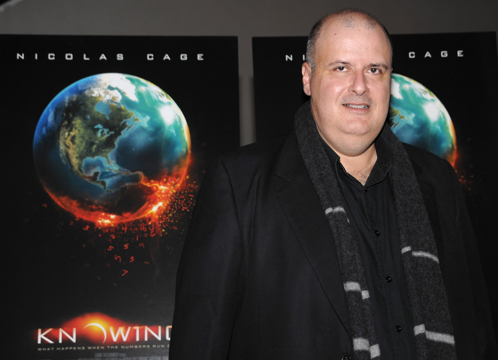 alex proyas net worth