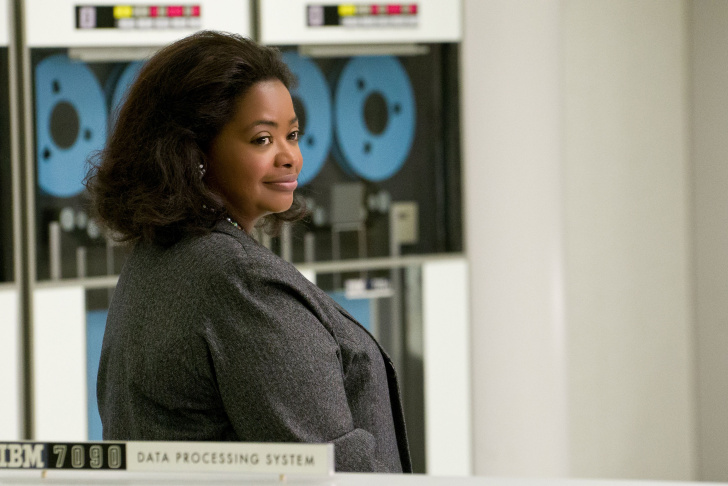 Octavia Spencer stars as Dorothy Vaughan in
