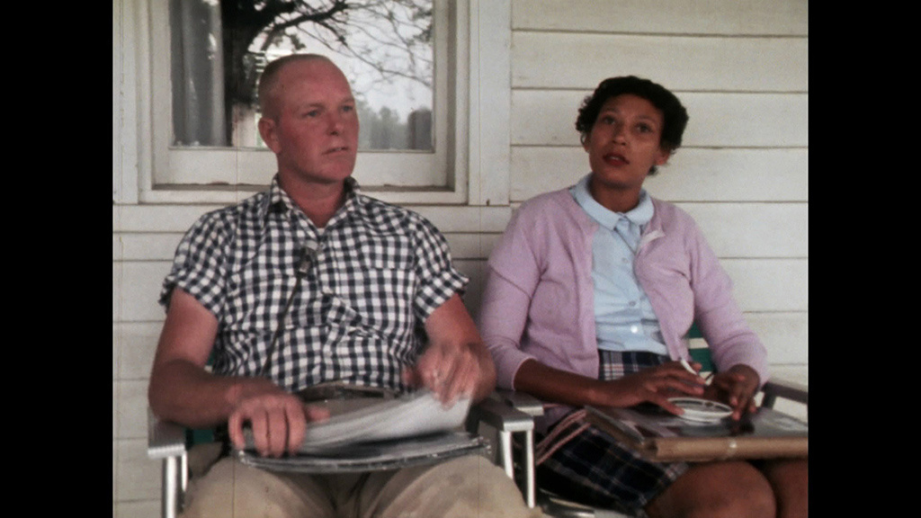"Richard and Mildred Loving in ""The Loving Story,"" the 2011 documentary"