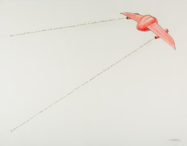 Artist Esterio Segura has a solo exhibition at the Museum of Latin American Art in Long Beach.
